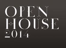 Open House 2014 | exhibition invite