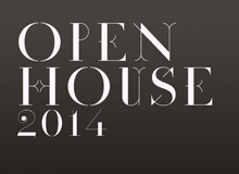 Open House 2014 | exhibition invite